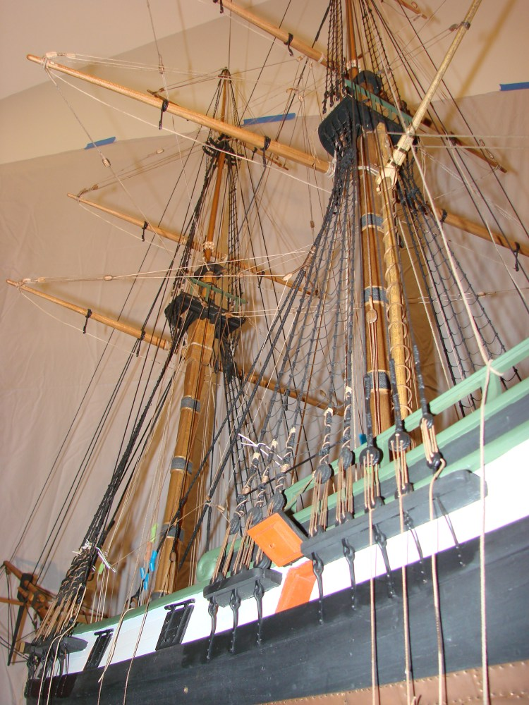 Ship Model (3/6)