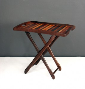 Folding Table designed by Don S. Shoemaker (1960's)
