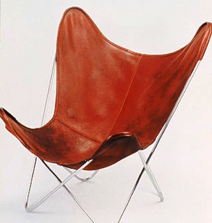 ... Together With Juan Kurchan And Antonio Bonet. Date Of Design: 1938.  Date Of Manufacture: 1947 1973. Designed In 1938, The Butterfly Chair Is  Perhaps One ...