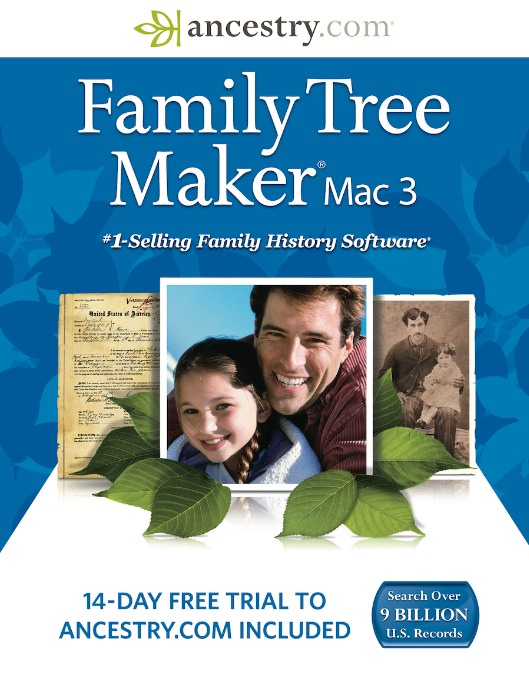 Review – Family Tree Maker Mac 3