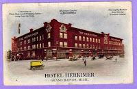 Donna in Grand Rapids, MI, at the Powers Theatre – Feb 20-21, 1920