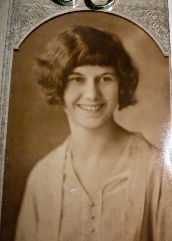 Florence Wilma Huber Darling (1908-1934)