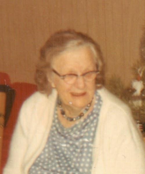 Hildur Christina Krafve Mattson (1895-1976)