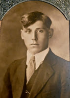 Remembering Great Uncle Clarence Edward Huber