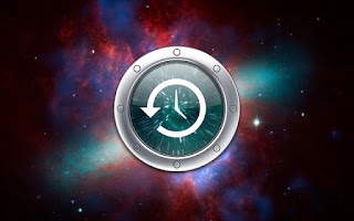 Time Machine logo with space background By FHKE - ShareAlike 2.0 Generic (CC BY-SA 2.0) - via https://www.flickr.com/photos/fhke/240086966
