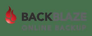 BackBlaze Online Backup Logo