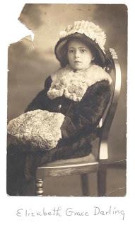 100 Years ago – Elizabeth Grace Darling – (1906-1987)