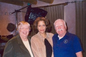 Photo of Sylvia Matson, Vicki Mabrey, Russell Kees - 2002
