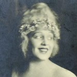 Photo of Donna Darling c. 1924.