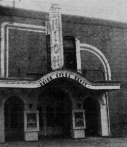 Image of Union Opera House.