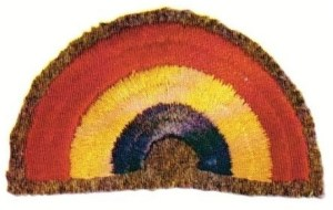 Original 42nd Division Rainbow Patch.