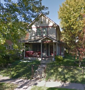 Photo of 35 West Isabel (Oct 2016) per Google Maps