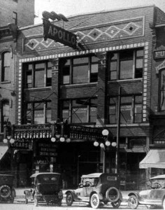 Photo of the Apollo Theater, Peoria, IL