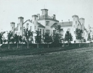 Photo of State School for Boys, South Portland, ca. 1920