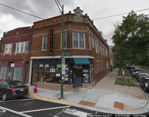 Google image of 2901 Kedzie Ave, Chicago, IL