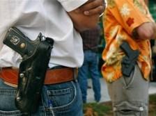 civilian gun hlder