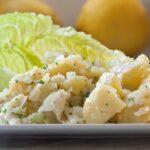 Salt Cod and Potato Salad