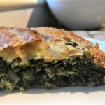Easy Spinach and Feta Cheese Pie
