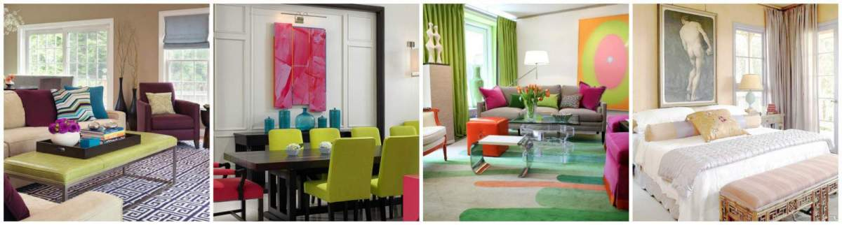 Craving Colour : Adding Vibe to Your Home