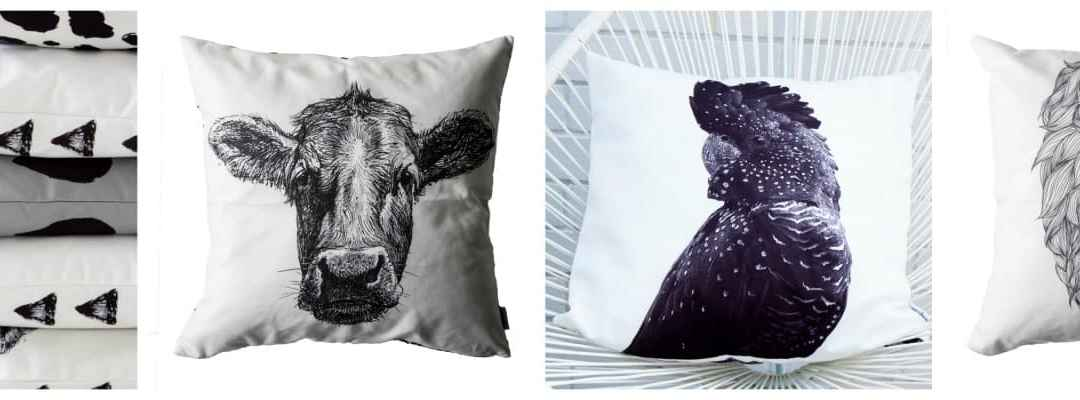 New Outdoor Cushions from 'Into The Fold'