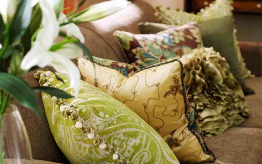 Save Up to 30% on Cushions and Throws from Zanui