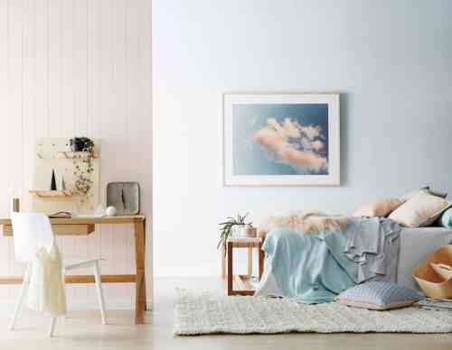 pastel interior decor