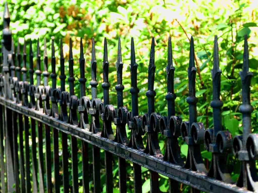 garden security