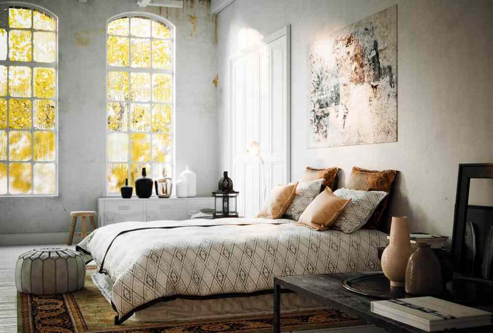 Bedroom Decor Tips for A Better Nights Sleep