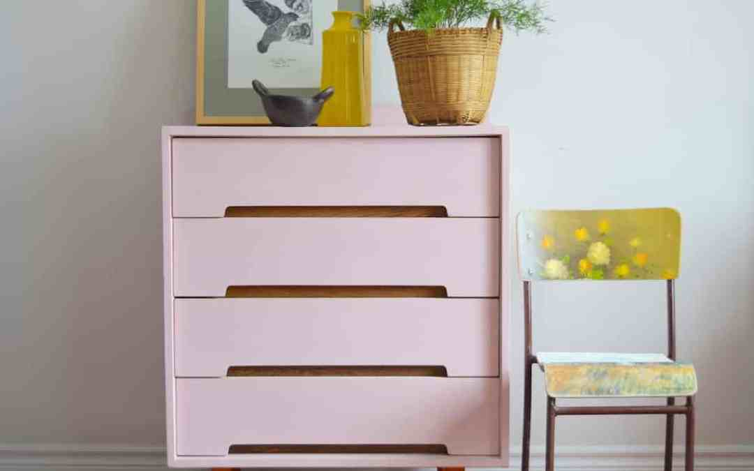 Sweetest Re-Love With Annie Sloan Chalk Paint
