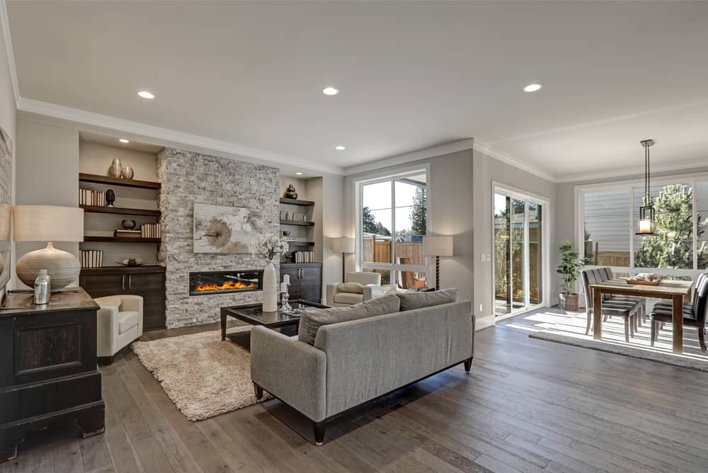 Your Home Rocks! 5 Ways To Add Stone To Your Interior