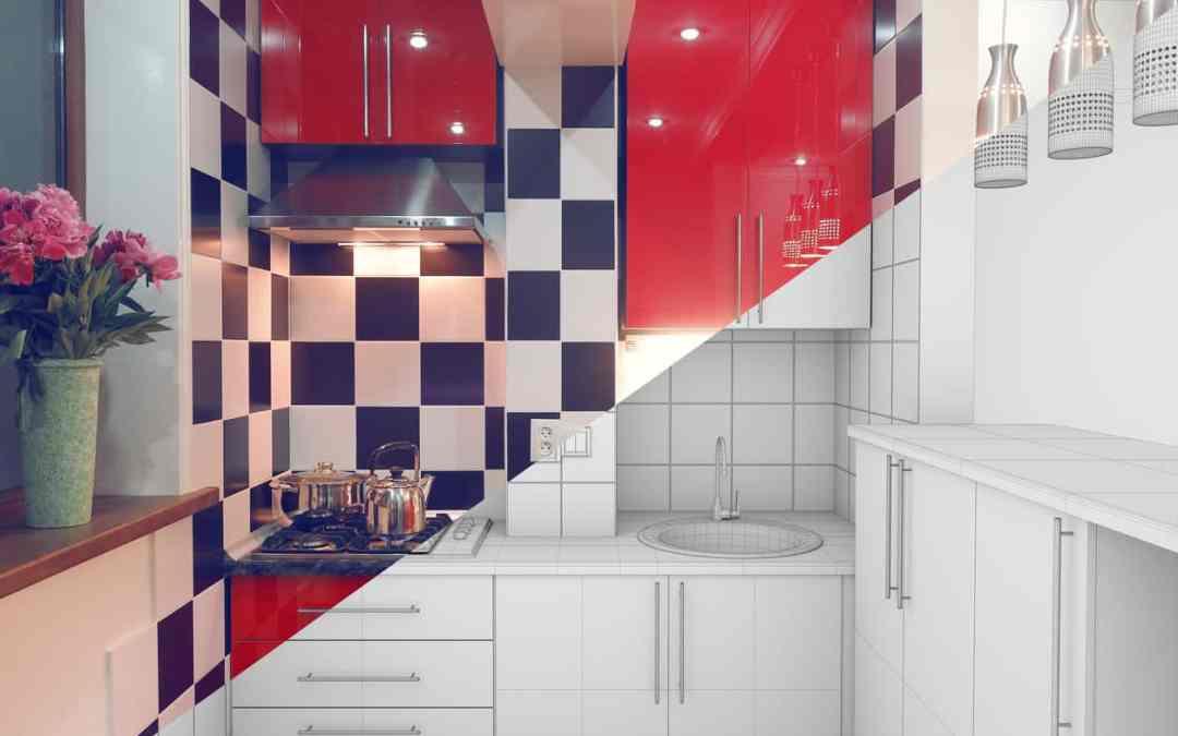 Small Kitchen BIG Improvements