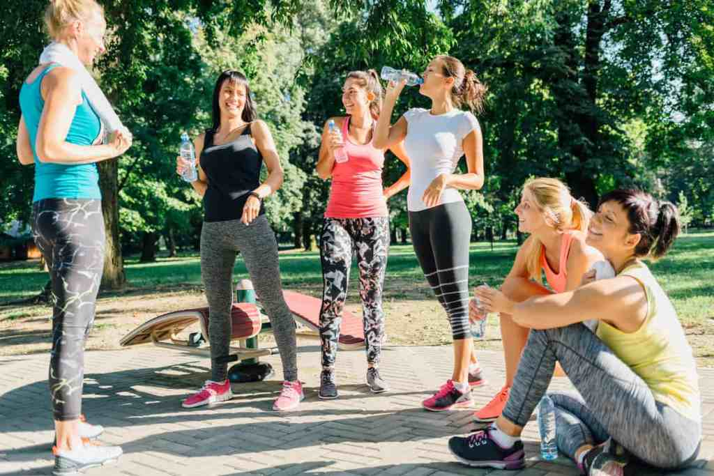 Four Fab + Fun Ways To Get Fit Forever