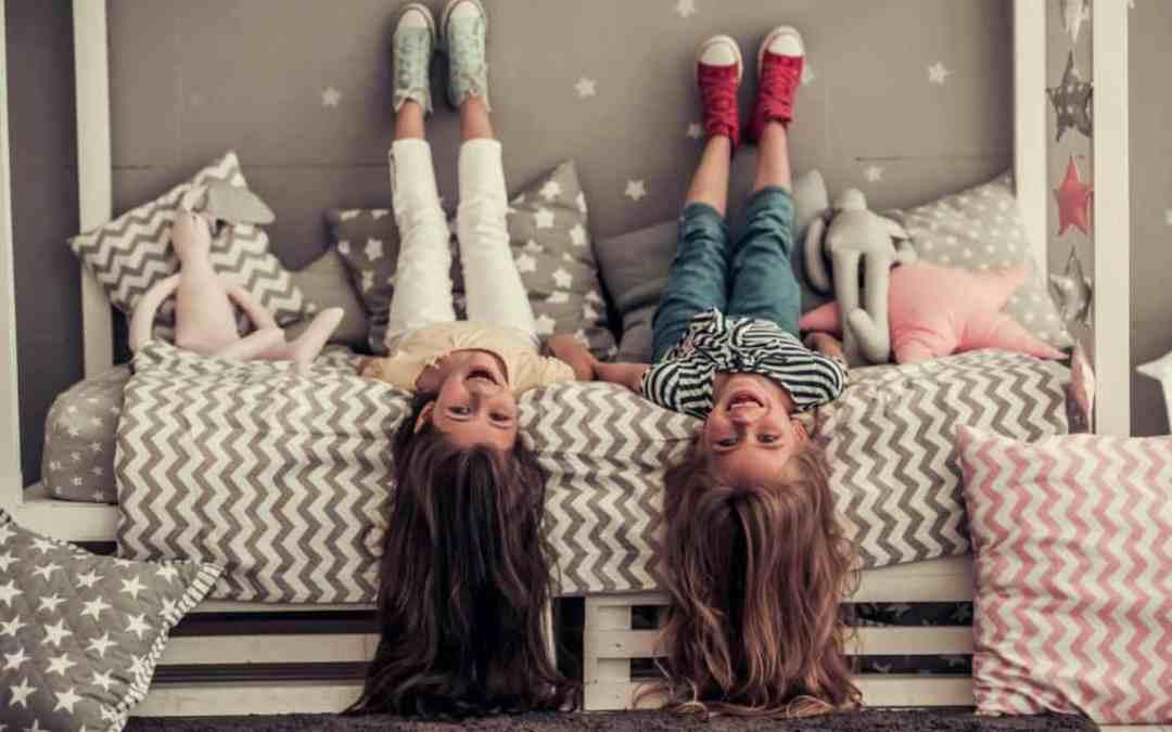 Timeless Bedroom Design for Children