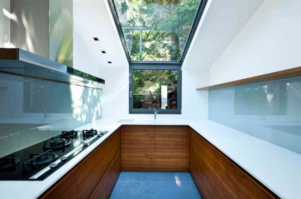 super spacious small home