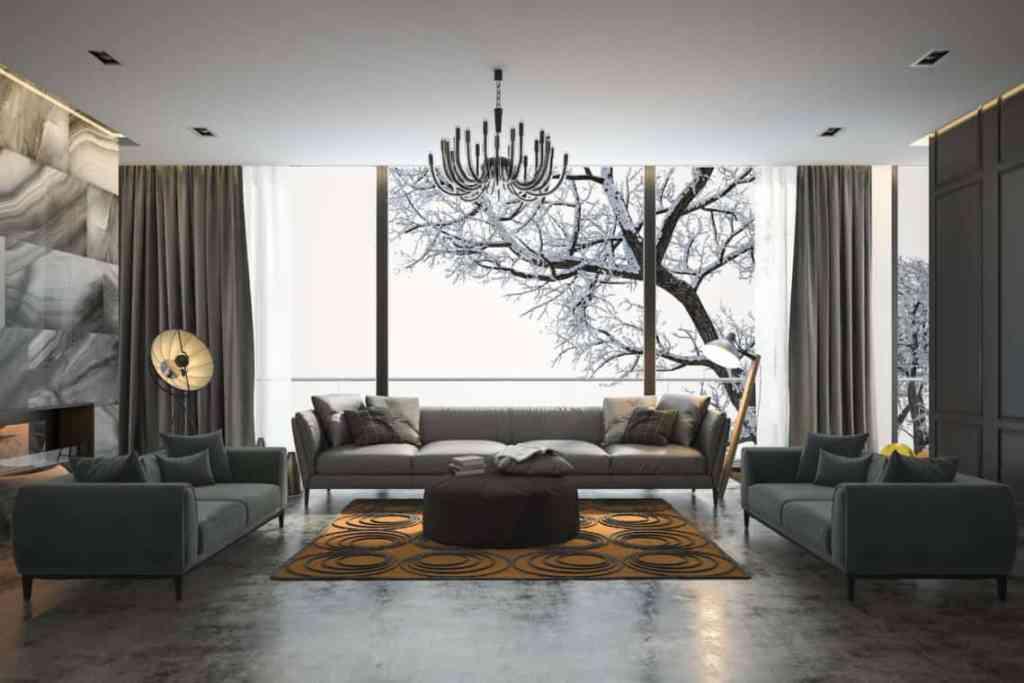 living room ready