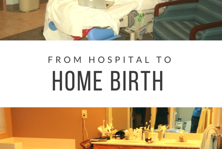 From Hospital to Home Birth : My Story