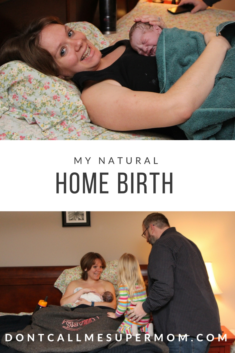 My Natural Home Birth