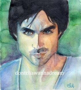 The Vampire Diaries - Blue Eyed Boy