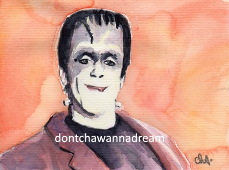 The Munsters - Herman Munster