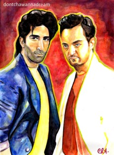 F.R.I.E.N.D.S - Ross Tubbs & Chandler Crockett