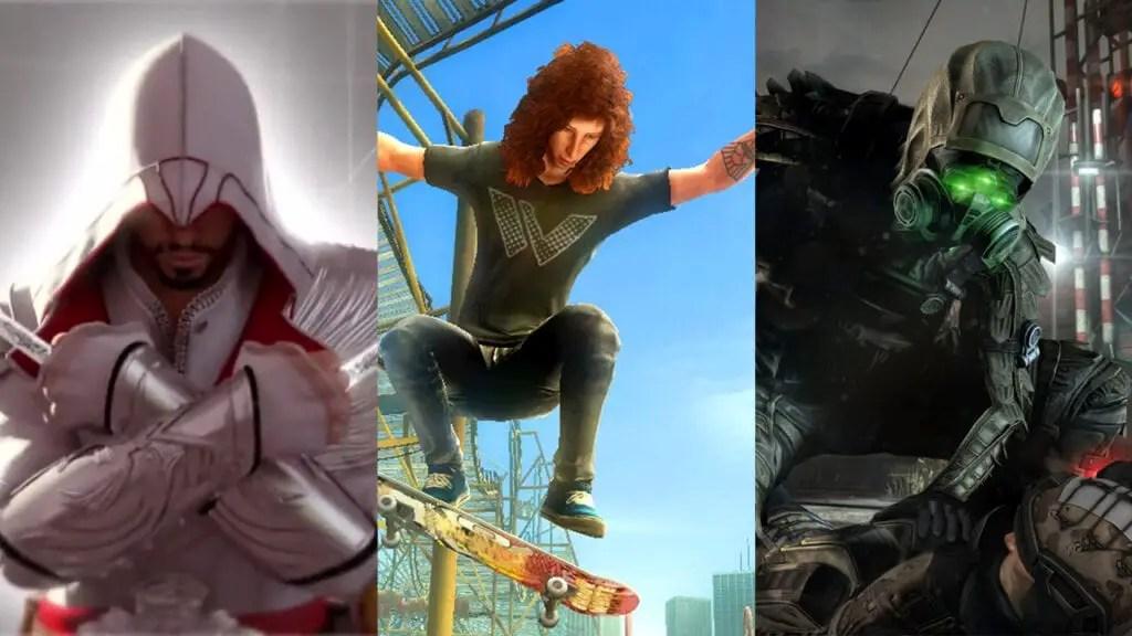 Ubisoft Pc Games List 2017 GamesWorld