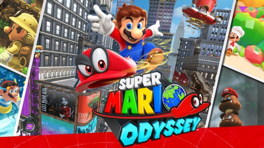 2º - 97 - Super Mario Odyssey