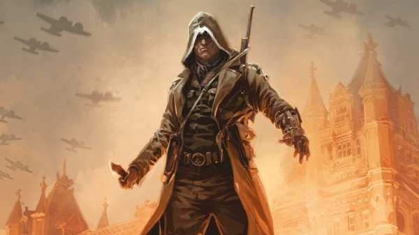 Next Assassin's Creed Comic Goes To World War II, First ...