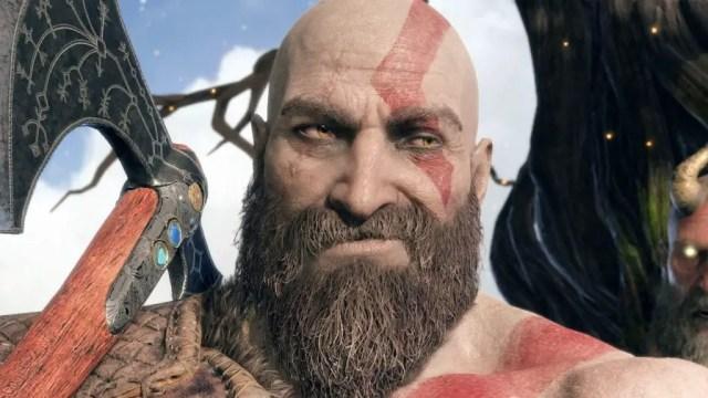 Resultado de imagen para kratos dad