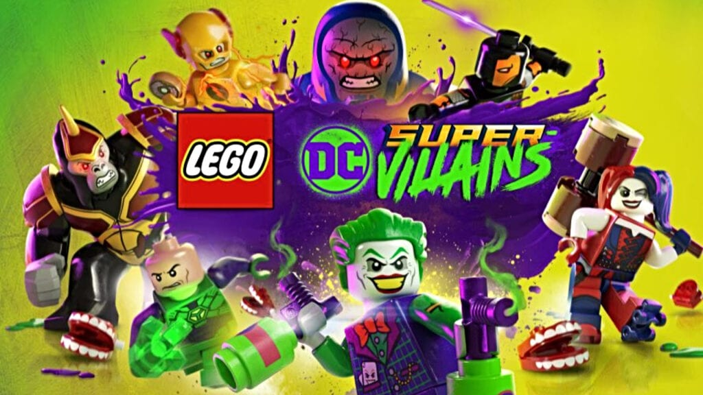 LEGO DC Super Villains Reveal Trailer Is Pure Mayhem  VIDEO  Earlier this year  there were rumors of a LEGO DC Super Villains game  making its round as the next release for the buildable franchise and  fortunately for