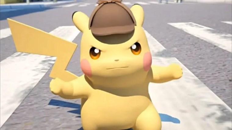 Resultado de imagem para detective pikachu super smash bros