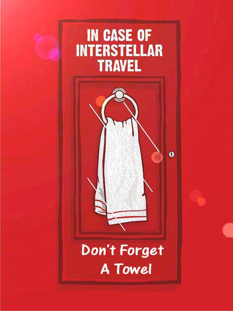 interstellartraveltowel