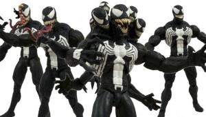 marvel select venom figure