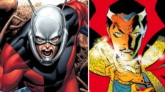 Ant-Man Dr Strange Marvel Phase 3