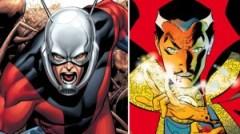Ant-Man Dr Strange Marvel Phase 3
